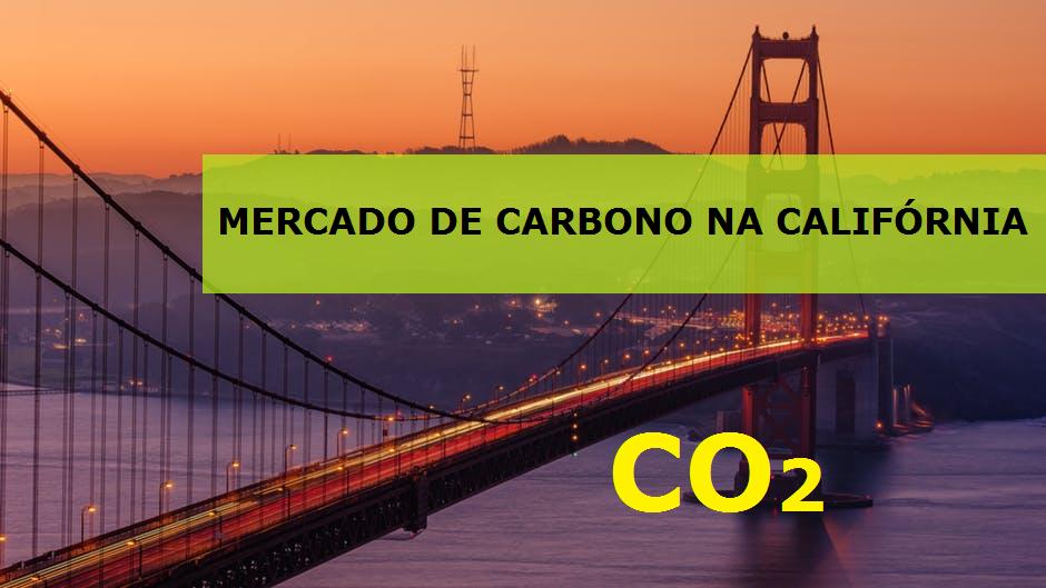 mercado de carbono na california