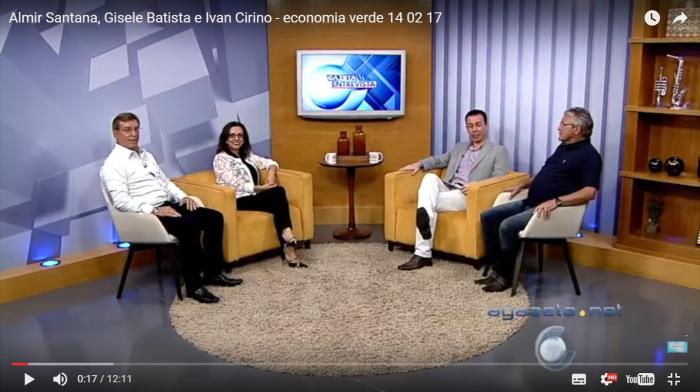 entrevista no Acre