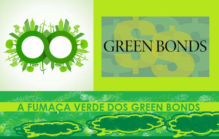 a fumaça verdes dos green bonds