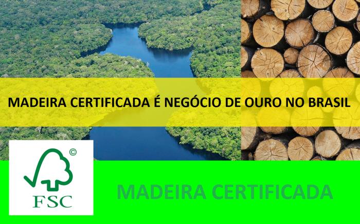 madeira certificada